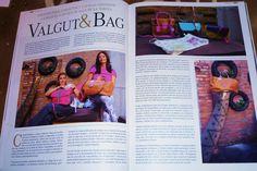 El alma de Valgut & Bag en la revista ECO