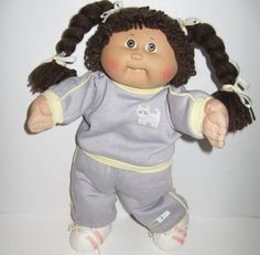 1985 Cabbage Patch Cutie by asterdaisy on Etsy, $26.00