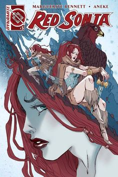 Red Sonja Vol 3 (2016) Issue #3