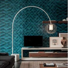 The Cattelan Italia Midday Arc Lamp is designed by Cattelan Italia and is available from We have the full collection of available with free UK delivery, installation & price guarantee. Arc Lamp, Arc Floor Lamps, Modern Floor Lamps, Home Modern, Mid-century Modern, Italia Design, Fabric Lampshade, Mid Century Lighting, Blue Rooms