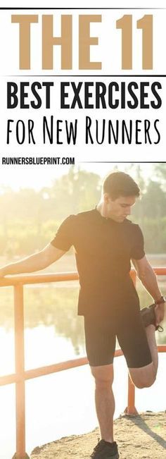With that said, running's high impact nature can lead to all sorts of aches, pains, discomfort and injury—especially when you start upping the ante and running a little bit faster and/or farther than before. http://www.runnersblueprint.com/best-exercises-new-runners/ #Exercises #Running
