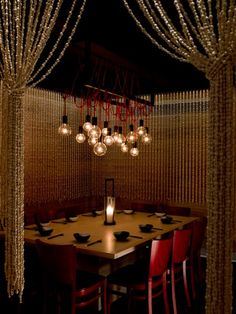 Spice Temple - Private Dining Room