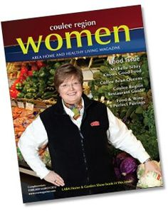 Coulee Region Women is a local magazine from La Crosse, Wisconsin. Check it out!