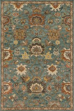 Loloi Rugs Underwood x Rectangle Wool Hand Hooked Transiti Blue Home Decor Rugs Area Rugs Transitional Area Rugs, Living Room Seating, Dining Room, Rugs Online, Throw Rugs, Blue Area Rugs, Blue Rugs, Warm And Cozy, Bohemian Rug