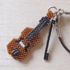 バイオリンのストラップ - はるき工房
