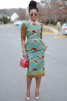 Inspiration: 10 idées de looks de Karen, Living my bliss instyle - Pagnifik African Inspired Fashion, African Print Fashion, Africa Fashion, Fashion Prints, Fashion Design, African Print Dresses, African Fashion Dresses, African Dress, African Prints