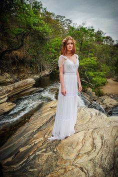 O vestido de Maria Ísis - IMPÉRIO
