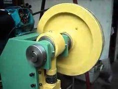 YouTube Engineering Works, Mechanical Engineering, Sheet Metal Tools, Serra Circular, Automatic Gate, Metal Working Tools, Machine Design, Cnc Machine, Youtube