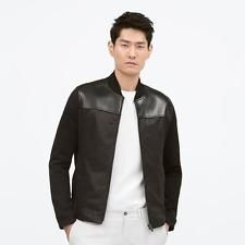 ZARA Man BNWT Black Combination Jacket Lined Coat Small Medium S M 0706/421  $64.84    End Date:  Apr-26 12:00   Buy It Now for only: US $64.84  Buy it now    |  http://bayfeeds.com/ebayitem.php?i=181945196633&u=3464&f=3228