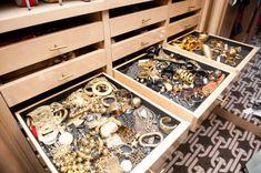Rosie Huntington Whiteley's closet