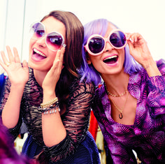 Nicole Richie shares her top fashion tip EVER