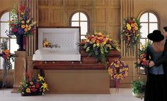 Since Slovik Funeral Home has provided full funeral services and pre-need arrangements to the citizens of Edna, Texas (TX) Funeral Flowers, Wedding Flowers, Emotional Detachment, Casket, First Love, Floral Wreath, Table Decorations, Funeral Homes, Death