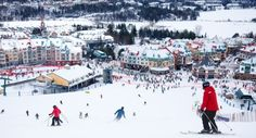 Image result for Mont Tremblant