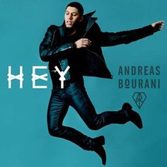 Andreas Bourani discovered using Shazam