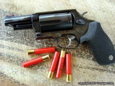 The Taurus Judge, The Ultimate Close Range Public Defender- I've shot one of these!