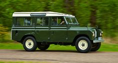 Taking 'The Long Walk' with the Land Rover Defender | Classic Driver Magazine