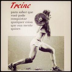 Treine Crossfit Motivation, Life Motivation, Muay Thai, Pilates, Mundo Fitness, Kickboxing, Jiu Jitsu, Self Esteem, Personal Trainer