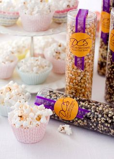 Wedding Gifts For Guests old fashioned popcorn favors by dell cove spices - favor ideas weddings, bridal showers, bachelorette parties, etc. Today we're sharing 17 truly unique favors you haven't seen yet, including Summer Wedding Favors, Edible Wedding Favors, Wedding Gifts For Guests, Wedding Favors For Guests, Bridal Shower Favors, Our Wedding Day, Party Favors, Wedding Ideas, Wedding Stuff