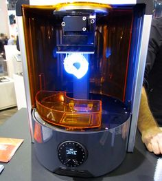 Autodesk's Ember 3D Printer Now On Sale #3DPrinting
