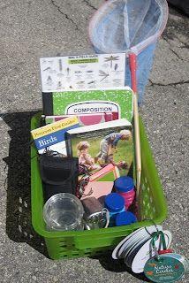 Go Explore Nature: Our Backyard Adventure Kit