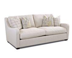 Klaussner Living Room Selma Sofa K52860 S Klaussner Home Furnishings Asheboro North