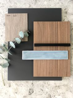 A true dark grey solid. House Color Schemes, Colour Schemes, House Colors, Mood Board Interior, Interior Design Boards, Pallette, Japanese Home Decor, Material Board, Concrete Color