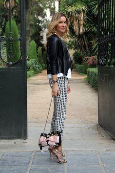 HOUNDSTOOTH PANT by @Conchy Aisa Muñoz Copé S
