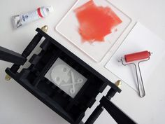 Stampomatica  ...your own tiny printing press
