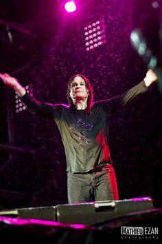 Ozzy Osbourne - Hellfest 2012 by Mathieu Ezan (Metalorgie)