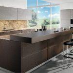 Küche Mit Kochinsel Und Theke Kann die beste Wahl für Ihre Möbel-Design