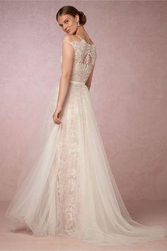 BHLDN Lorelei Gown in  Bride Wedding Dresses | BHLDN