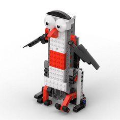 XiaoMi MITU STEAM Robot Smart Building Block Kit APP Control Bluetooth Robot Sale - Banggood Mobile