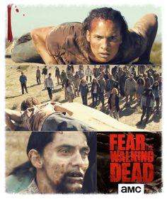 Fear The Walking Dead, S2