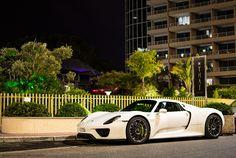 Starring: Porsche 918 Spyder By David Clemente