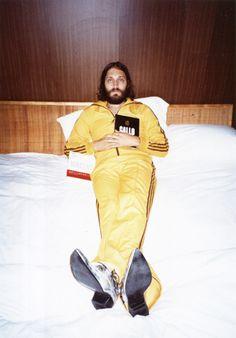 Why Vincent Gallo? 70s Fashion Men, Vintage Fashion, Vintage Style, Vincent Gallo, Track Suit Men, Great Films, Famous Men, Mad Men, Vanity Fair