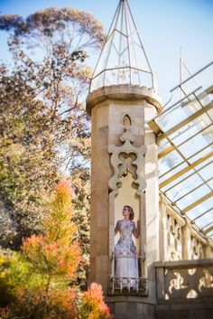 one of the towers at Shepstone Gardens South African Weddings, All About Fashion, Towers, Garden Wedding, Wedding Styles, Wedding Venues, Gardens, Wedding Photography, Fine Art