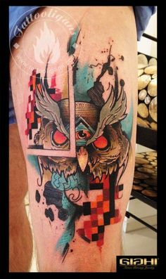 Tattoo by Live Two