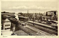 Bahnhof Berlin Zoologischer Garten ca. 1910