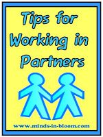 Ideas for managing classroom partner work.