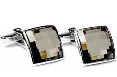 Swarovski Mens Cufflinks, a no-brainer for #FathersDay! Swarovski products available at #Desiree!