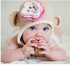 Children's Cap Hats knitting winter hat embroider crochet hats cap baby hat caps chapeau winner hats dicer beanie headgear CL570-in Apparel & Accessories on Aliexpress.com