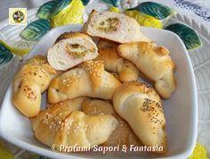 Brioche salate ripiene ricetta invitante Blog Profumi Sapori & Fantasia