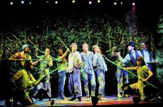 Here's the Hook: 'Starcatcher' tour seems at home Peter And The Starcatcher, Theatre Reviews, Bank Of America, Chicago Tribune, Image Types, Neverland, Screen Shot, Peter Pan, Google Images