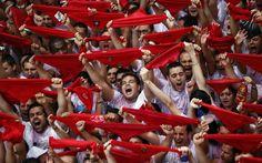 Comienzan los Sanfermines 2012 con el Chupinazo ¡Aquí tienes las mejores imágenes!