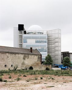 Bruther - MRI (new generation research center), Caen 2015.