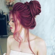 Image discovered by شهكه عشك. Find images and videos on We Heart It - the app to get lost in what you love. Pretty Hair Color, Beautiful Hair Color, Dye My Hair, Hair Today, Purple Hair, Hair Dos, Fall Hair, Pretty Hairstyles, Hair Inspiration