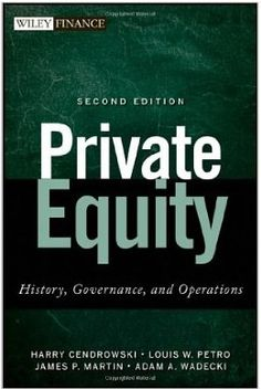 This is a guide to understanding the world of private equity (PE) investing, governance structures, and operational assessments of PE portfolio companies. This edition begins by presenting historical information regarding the asset class. This information includes historical fundraising and investment levels, returns, correlation of returns to public market indices, and harvest trends. The text subsequently analyzes PE fund and portfolio company governance structures. (...)  Cote	: 4-7211-23…