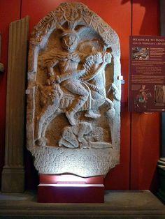 Estela de Insus, hijo de Vodullus, ciudadano de los Treveros, eques del ala…