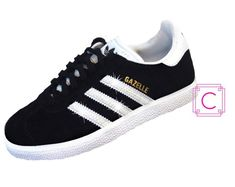 Women's SWAROVSKI®️️ Adidas Gazelle in Black/Wht with hand placed Swarovski crystals-perfect gift for her Adidas Gazelle, Mother Day Gifts, Gifts For Mom, Perfect Gift For Mom, Bling, Adidas Sneakers, Fashion Design, Fashion Tips, Trending Outfits