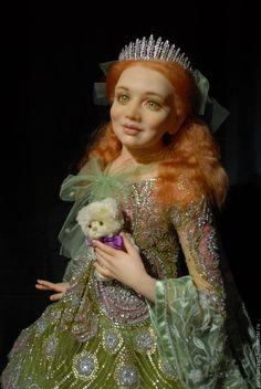"""Купить кукла""""Оливия"""" - кукла ручной работы, единственный экземпляр, подарок на любой случай, подарок на новый год"""